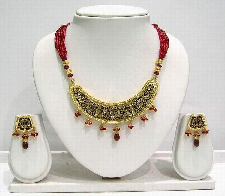THEWA NECKLACE;