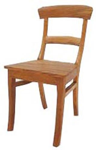 Wood Dining Chair;