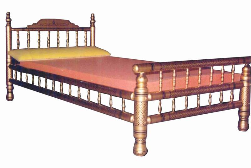 Sankheda Bed;