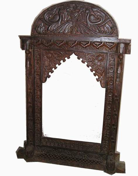 Antique Mirror Frame;