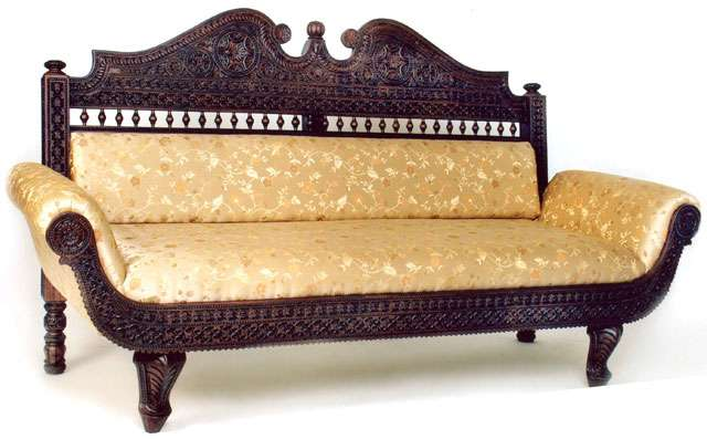 Bhopal Back Sofa;