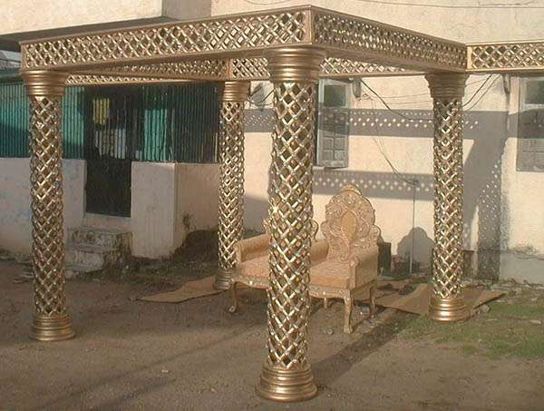 Diamond Mandap;